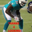 WALT AIKENS 2014 MIAMI DOLPHINS FOOTBALL CARD
