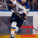 CHRIS BUTLER 2014-15 ST. LOUIS BLUES HOCKEY CARD