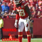 RON PARKER 2014 KANSAS CITY CHIEFS FOOTBALL CARD