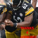 DANIEL McCULLERS 2014 PITTSBURGH STEELERS FOOTBALL CARD