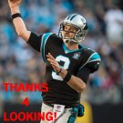 DEREK ANDERSON 2014 CAROLINA PANTHERS FOOTBALL CARD
