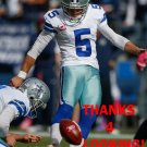 DAN BAILEY 2014 DALLAS COWBOYS FOOTBALL CARD