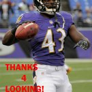 FITZGERALD TOUSSAINT 2014 BALTIMORE RAVENS FOOTBALL CARD