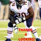 MICHAEL OLA 2014 CHICAGO BEARS FOOTBALL CARD