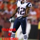 TRAVIS HAWKINS 2014 NEW ENGLAND PATRIOTS FOOTBALL CARD