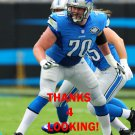 GARRETT REYNOLDS 2014 DETROIT LIONS FOOTBALL CARD