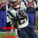 MALCOLM BUTLER 2014 NEW ENGLAND PATRIOTS FOOTBALL CARD