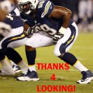 WILLIE SMITH 2014 SAN DIEGO CHARGERS FOOTBALL CARD