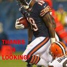 JOE ANDERSON 2013 CHICAGO BEARS FOOTBALL CARD