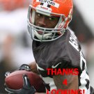 PEREZ ASHFORD 2013 CLEVELAND BROWNS FOOTBALL CARD