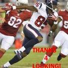 JOE ADAMS 2014 HOUSTON TEXANS FOOTBALL CARD