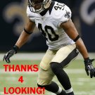 JONATHON AMAYA 2012 NEW ORLEANS SAINTS FOOTBALL CARD