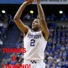 AARON HARRISON 2014-15 KENTUCKY WILDCATS BASKETBALL CARD