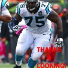 FERNANDO VELASCO 2014 CAROLINA PANTHERS FOOTBALL CARD