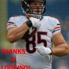 MATTHEW MULLIGAN 2014 CHICAGO BEARS FOOTBALL CARD