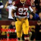 JASON HATCHER 2014 WASHINGTON REDSKINS FOOTBALL CARD