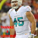 AUSTIN SPITLER 2013 MIAMI DOLPHINS FOOTBALL CARD