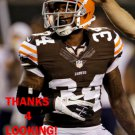 AKEEM AUGUSTE 2013 CLEVELAND BROWNS FOOTBALL CARD