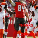 CAMERON BRATE 2014 TAMPA BAY BUCCANEERS FOOTBALL CARD