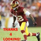 TRACY PORTER 2014 WASHINGTON REDSKINS FOOTBALL CARD