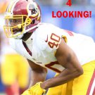 KENNY OKORO 2014 WASHINGTON REDSKINS FOOTBALL CARD