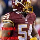 TREVARDO WILLIAMS 2014 WASHINGTON REDSKINS FOOTBALL CARD