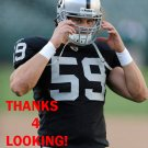 JON CONDO 2014 OAKLAND RAIDERS FOOTBALL CARD