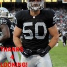 SPENCER HADLEY 2014 OAKLAND RAIDERS FOOTBALL CARD