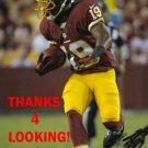 RASHAD ROSS 2014 WASHINGTON REDSKINS FOOTBALL CARD