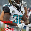 TERRANCE COBB 2014 JACKSONVILLE JAGUARS FOOTBALL CARD