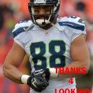 TONY MOEAKI 2014 SEATTLE SEAHAWKS FOOTBALL CARD