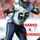 CHRIS WILLIAMS 2013 ST. LOUIS RAMS FOOTBALL CARD