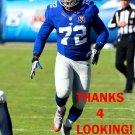 KERRY WYNN 2014 NEW YORK GIANTS FOOTBALL CARD