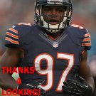 J.T. THOMAS 2012 CHICAGO BEARS FOOTBALL CARD