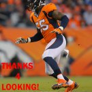 LERENTEE McCRAY 2014 DENVER BRONCOS FOOTBALL CARD