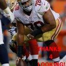 JOE LOONEY 2014 SAN FRANCISCO 49ERS FOOTBALL CARD