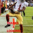 CHUCK JACOBS 2014 SAN FRANCISCO 49ERS FOOTBALL CARD