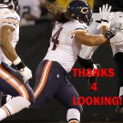 CHRISTIAN TUPOU 2013 CHICAGO BEARS FOOTBALL CARD