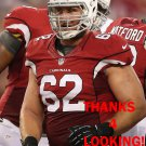 TED LARSEN 2014 ARIZONA CARDINALS FOOTBALL CARD