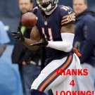 JOSH BELLAMY 2014 CHICAGO BEARS FOOTBALL CARD