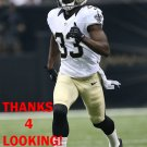 STANLEY JEAN-BAPTISTE 2014 NEW ORLEANS SAINTS FOOTBALL CARD