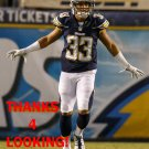 GREG DUCRE 2014 SAN DIEGO CHARGERS FOOTBALL CARD