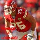 MIKE McGLYNN 2014 KANSAS CITY CHIEFS FOOTBALL CARD