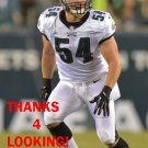 JAKE KNOTT 2013 PHILADELPHIA EAGLES FOOTBALL CARD