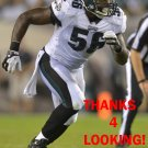 PHILLIP HUNT 2013 PHILADELPHIA EAGLES FOOTBALL CARD