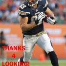 JOHN PHILLIPS 2014 SAN DIEGO CHARGERS FOOTBALL CARD