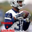 DESMOND ROLAND 2015 DALLAS COWBOYS FOOTBALL CARD