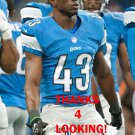 NEVIN LAWSON 2014 DETROIT LIONS FOOTBALL CARD