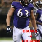 JAMIE MEDER 2014 BALTIMORE RAVENS FOOTBALL CARD