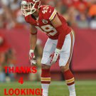 DANIEL SORENSEN 2014 KANSAS CITY CHIEFS FOOTBALL CARD